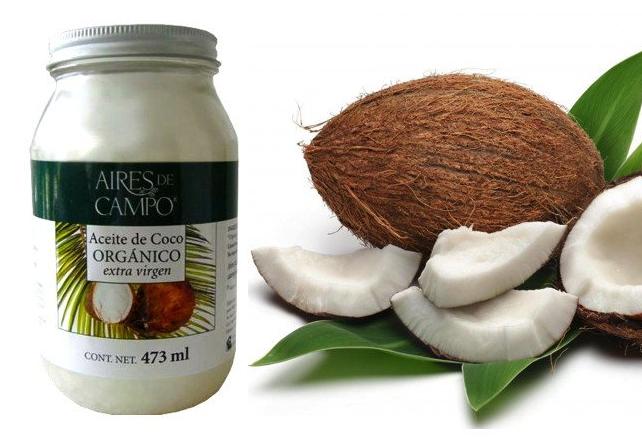 Aires de Campo® Organic Cold pressed Coconut Oil RAW 473ml